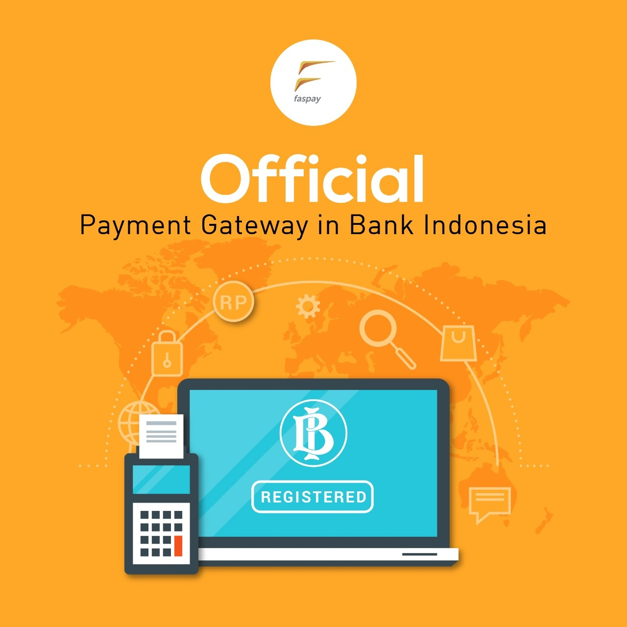 Image result for Faspay Indonesia payment gateway