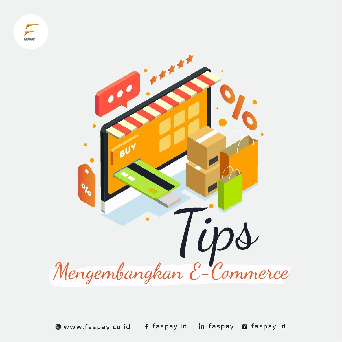 Tips Efektif Mengembangkan E-commerce dari Pakar E-commerce Dunia