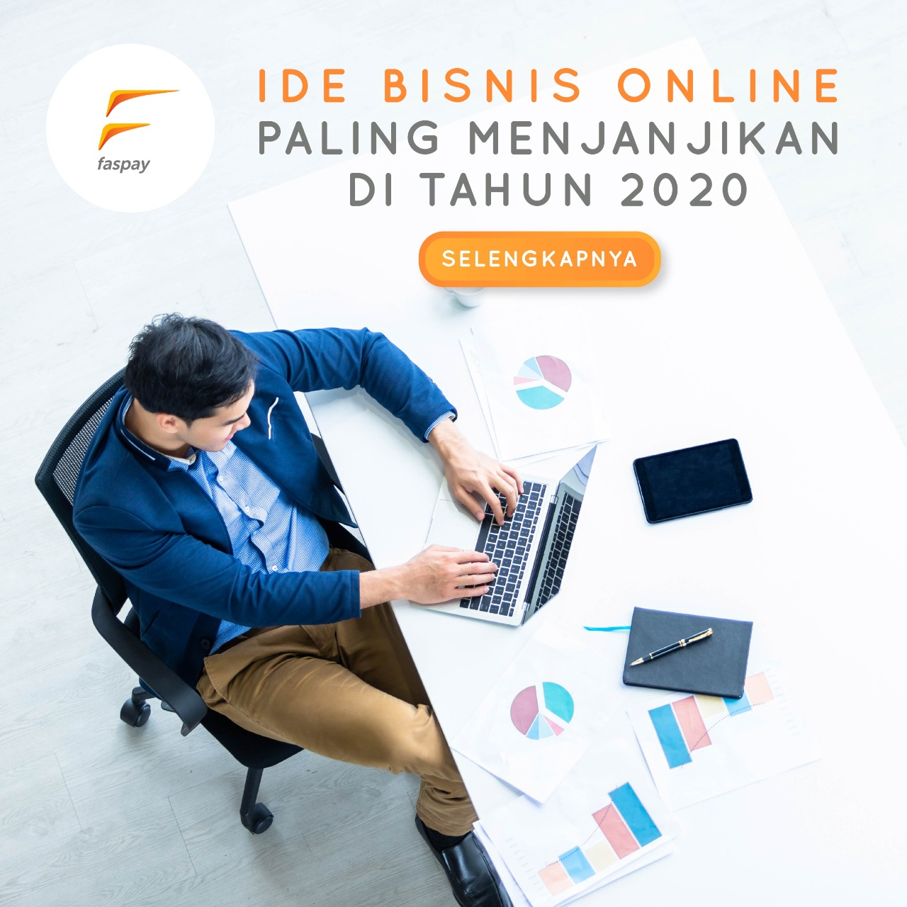 Ide Bisnis Online Paling Menjanjikan Di Tahun 2020 Faspay